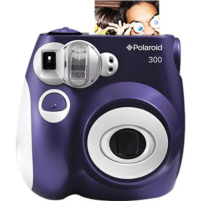 Polaroid PIC-300 Instant Film Camera Review  Price & Specs