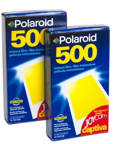 Polaroid 500 Instant Film