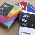 polaroid 600 film review