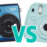 Instax Mini 9 vs Instax Mini 70