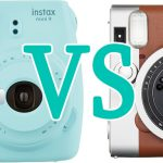 İnstax Mini 9 vs Instax Mini 90