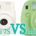 Fujifilm Instax Mini 7S VS Instax Mini 9