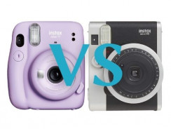 Instax Mini 11 vs 90: A Quick Comparison
