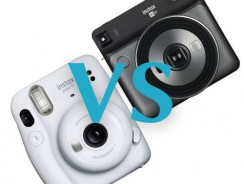 Fujifilm Instax MINI 11 vs SQUARE SQ6