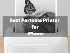 Best Portable Printer for iPhone