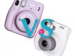 Fujifilm Instax Mini 7s vs 11