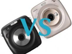 Fujifilm Instax Square SQ10 vs SQ20 Instant Film Camera: A Quick Comparison