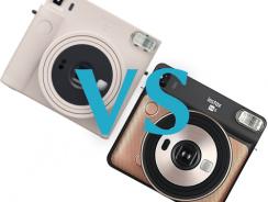 Fujifilm Instax SQ1 vs Instax SQ6: Comparison Guide