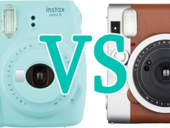 The Instant Showdown! Instax Mini 9 vs Mini 90