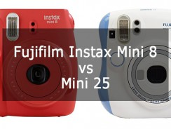 Fujifilm Instax Mini 8 vs Mini 25