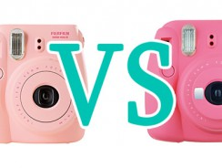 Fujifilm Instax Mini 8 vs Instax Mini 9
