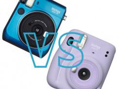 Fujifilm Instax Mini 11 vs Instax Mini 70