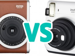 Instax Mini 90 vs Instax Mini 70
