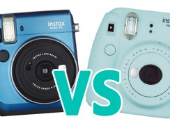 Fujifilm Instax Mini 9 vs Instax Mini 70