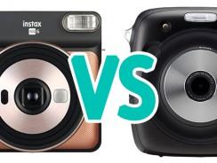 Fujifilm Instax Square SQ6 vs SQ10