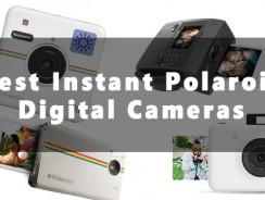 Best Instant Polaroid Digital Cameras