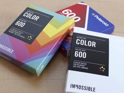 Polaroid 600 Film For 600-Type Cameras