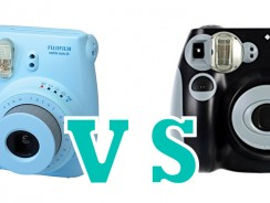 Fujifilm Instax Mini 8 vs Polaroid PIC-300