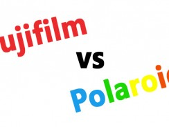 Polaroid vs Fujifilm: Instant Cameras Comparision